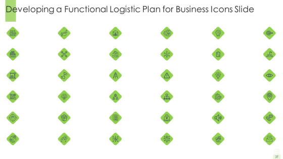 Developing_A_Functional_Logistic_Plan_For_Business_Ppt_PowerPoint_Presentation_Complete_Deck_With_Slides_Slide_37