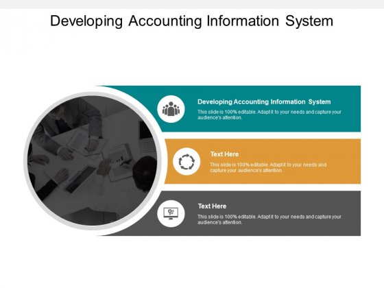 Developing Accounting Information System Ppt PowerPoint Presentation Example Cpb