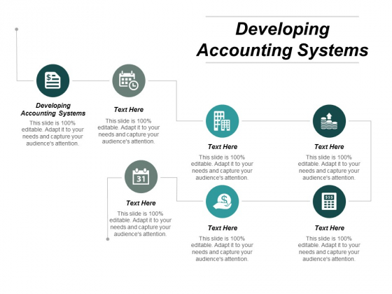 Developing Accounting Systems Ppt PowerPoint Presentation Summary Demonstration Cpb