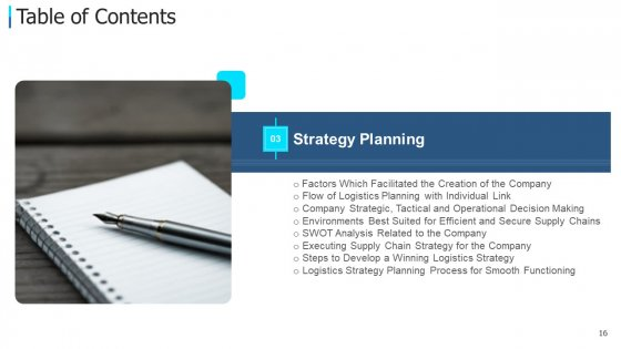 Developing_An_Action_Plan_For_Supply_Network_Management_Ppt_PowerPoint_Presentation_Complete_Deck_With_Slides_Slide_16