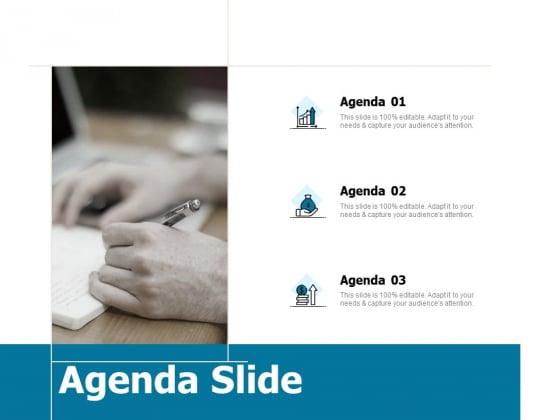 Developing Implementing Strategic HRM Plans Agenda Slide Ppt Slides Elements PDF