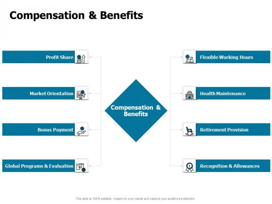 Developing Implementing Strategic HRM Plans Compensation And Benefits Ppt Styles Layout Ideas PDF