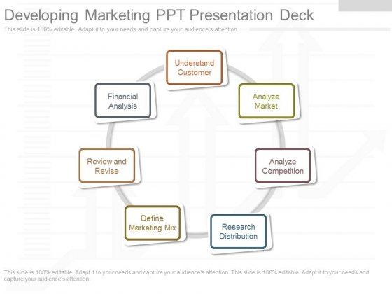 Developing Marketing Ppt Presentation Deck