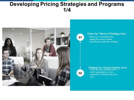 Developing Pricing Strategies And Programs Strategy Ppt PowerPoint Presentation Styles Images