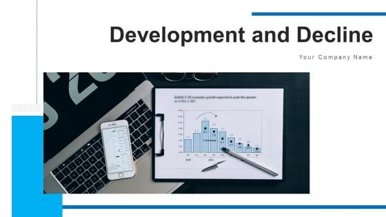 Development And Decline Maturity Quarterly Ppt PowerPoint Presentation Complete Deck With Slides