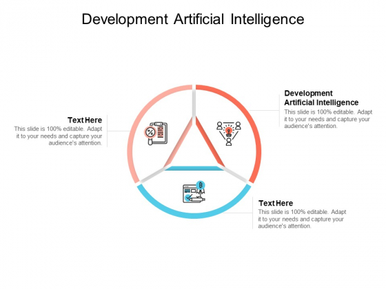 Development Artificial Intelligence Ppt PowerPoint Presentation Show Graphics Template Cpb