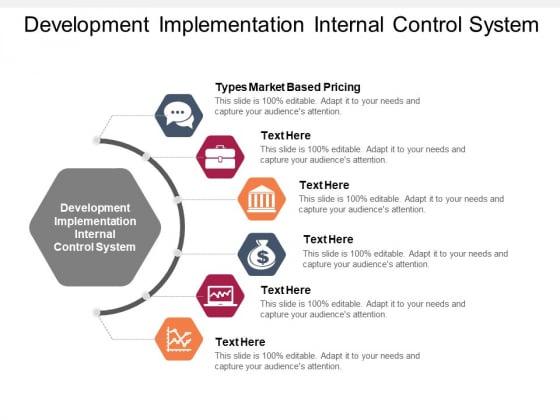 Development Implementation Internal Control System Ppt PowerPoint Presentation Gallery Diagrams Cpb Pdf