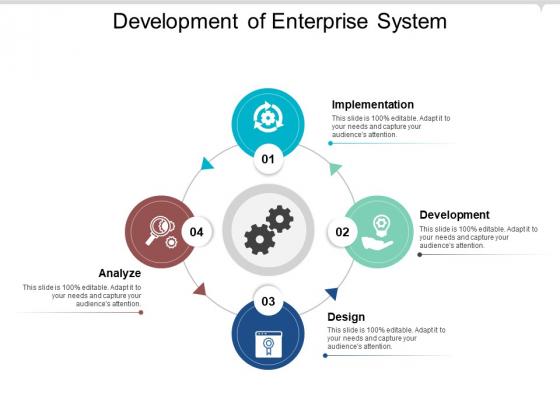 Development Of Enterprise System Ppt PowerPoint Presentation Professional Microsoft