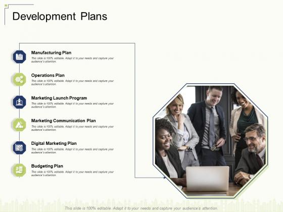 Development Plans Ppt Model Graphics PDF