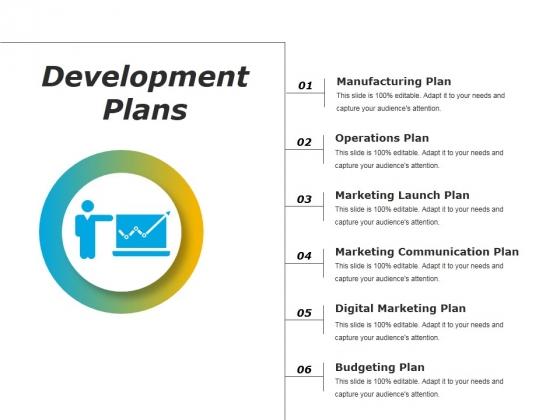 Development Plans Ppt PowerPoint Presentation Outline Design Templates