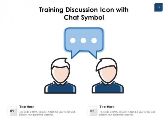 Dialogue_Icon_Employee_Executives_Icon_Ppt_PowerPoint_Presentation_Complete_Deck_Slide_11