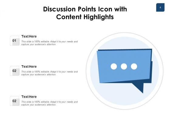 Dialogue_Icon_Employee_Executives_Icon_Ppt_PowerPoint_Presentation_Complete_Deck_Slide_4