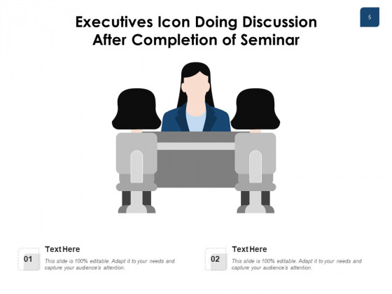 Dialogue_Icon_Employee_Executives_Icon_Ppt_PowerPoint_Presentation_Complete_Deck_Slide_5