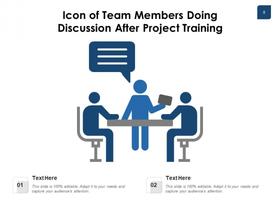 Dialogue_Icon_Employee_Executives_Icon_Ppt_PowerPoint_Presentation_Complete_Deck_Slide_8