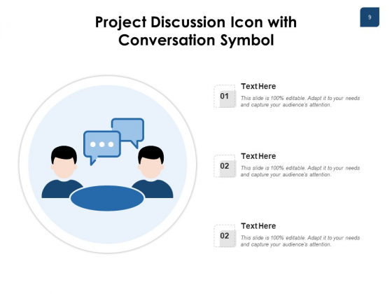 Dialogue_Icon_Employee_Executives_Icon_Ppt_PowerPoint_Presentation_Complete_Deck_Slide_9