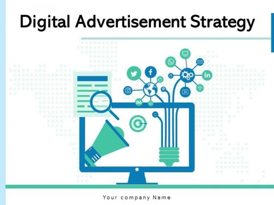 Digital Advertisement Strategy Marketing Optimization Ppt PowerPoint Presentation Complete Deck