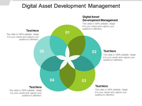 Digital Asset Development Management Ppt PowerPoint Presentation Summary Clipart Images Cpb
