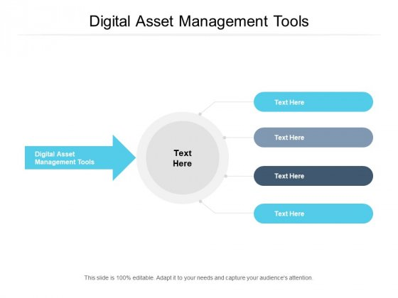 Digital Asset Management Tools Ppt PowerPoint Presentation Layouts File Formats Cpb Pdf