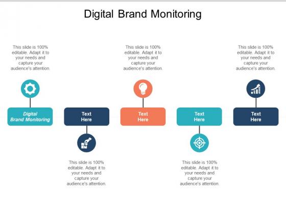 Digital Brand Monitoring Ppt PowerPoint Presentation Portfolio Icons Cpb