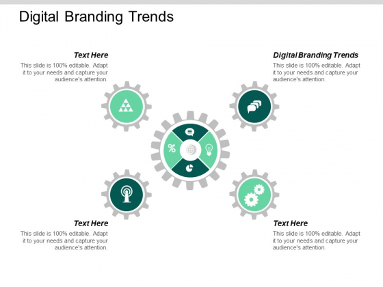 Digital Branding Trends Ppt PowerPoint Presentation Slides Design Inspiration Cpb