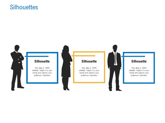 Digital Businesses Ecosystems Silhouettes Ppt Summary Demonstration PDF