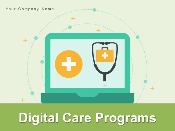 Digital Care Programs Breath Monitoring Management Strategies Ppt PowerPoint Presentation Complete Deck