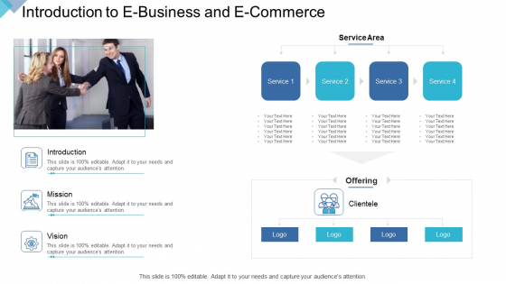 Digital Enterprise Management Introduction To E Business And E Commerce Ppt PowerPoint Presentation Styles Example PDF