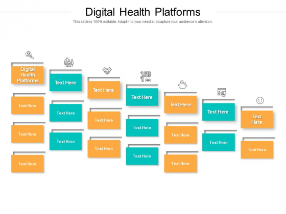 Digital Health Platforms Ppt PowerPoint Presentation Summary Icons Cpb Pdf