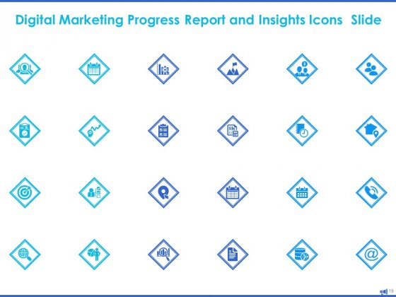 Digital_Marketing_Progress_Report_And_Insights_Ppt_PowerPoint_Presentation_Complete_Deck_With_Slides_Slide_19