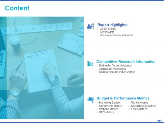 Digital_Marketing_Progress_Report_And_Insights_Ppt_PowerPoint_Presentation_Complete_Deck_With_Slides_Slide_2