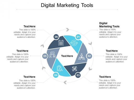 Digital Marketing Tools Ppt PowerPoint Presentation Professional Infographics Cpb Pdf