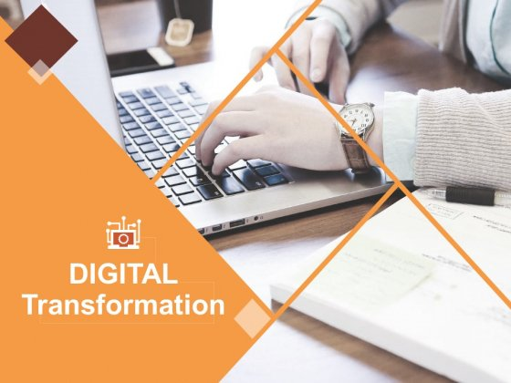 Digital Transformation Ppt PowerPoint Presentation Complete Deck With Slides