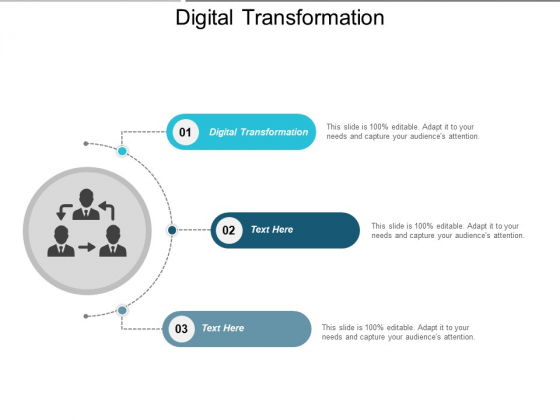 Digital Transformation Ppt PowerPoint Presentation Styles Designs Cpb