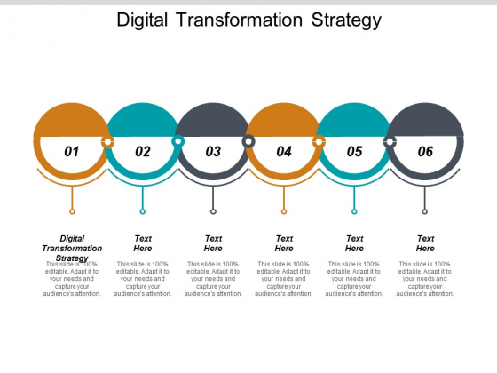 Digital Transformation Strategy Ppt PowerPoint Presentation File Graphics Cpb