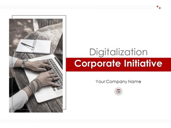 Digitalization_Corporate_Initiative_Ppt_PowerPoint_Presentation_Complete_Deck_With_Slides_Slide_1