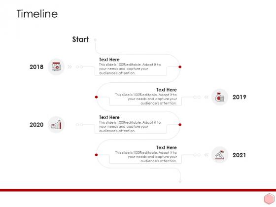 Digitalization Corporate Initiative Timeline Information PDF