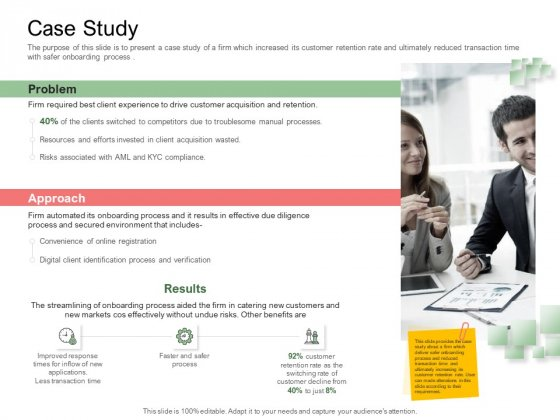 Digitization Of Client Onboarding Case Study Ppt Inspiration Graphics Example PDF