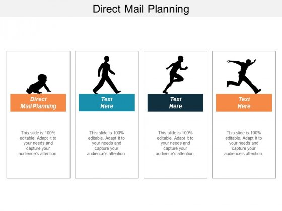 Direct Mail Planning Ppt PowerPoint Presentation Pictures Slides Cpb