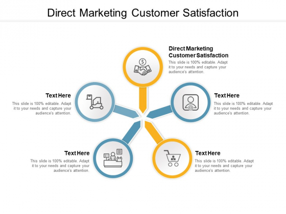 Direct Marketing Customer Satisfaction Ppt PowerPoint Presentation Summary Background Images Cpb