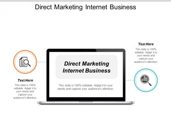 Direct Marketing Internet Business Ppt PowerPoint Presentation Styles Templates Cpb