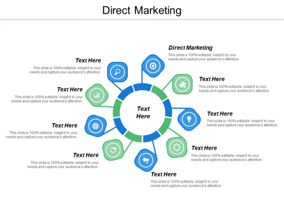 Direct Marketing Ppt PowerPoint Presentation Inspiration Objects Cpb