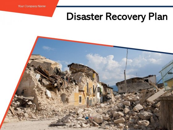 Disaster Recovery Plan Hurricane Icon Recovery Plan Ppt PowerPoint Presentation Complete Deck