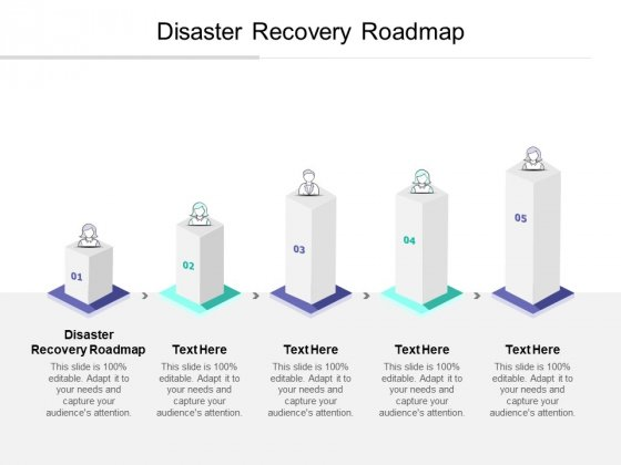 Disaster Recovery Roadmap Ppt PowerPoint Presentation Outline Information Cpb