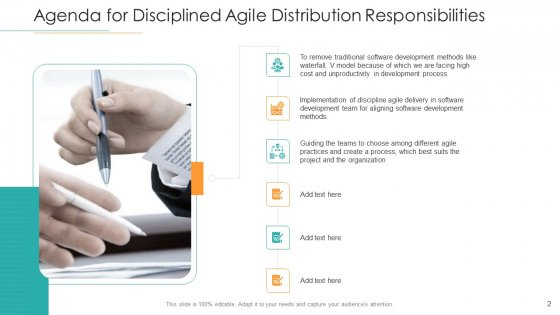 Disciplined_Agile_Distribution_Responsibilities_Ppt_PowerPoint_Presentation_Complete_Deck_With_Slides_Slide_2