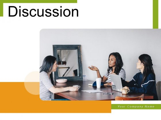 Discussion Business Meeting Ppt PowerPoint Presentation Complete Deck