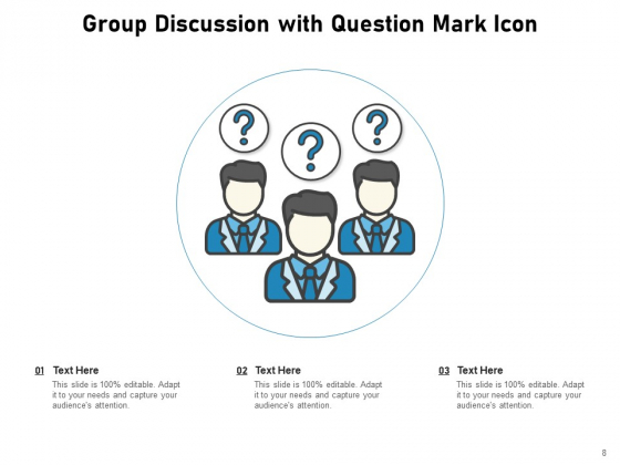 Discussion_Group_Meeting_Idea_Icon_Communication_Circle_Ppt_PowerPoint_Presentation_Complete_Deck_Slide_8