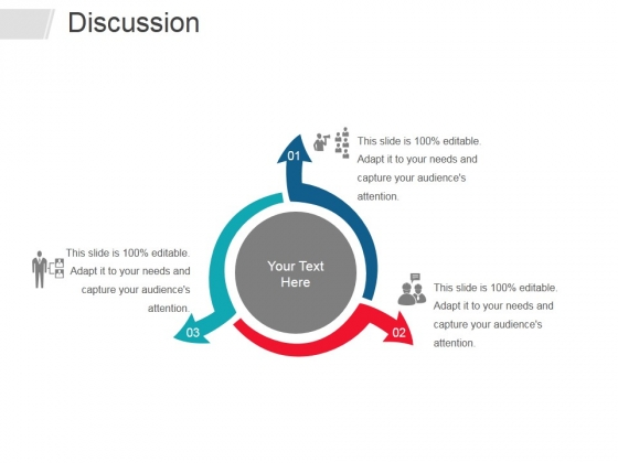 Discussion Ppt PowerPoint Presentation Icon Design Inspiration