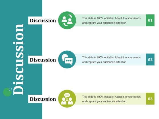 Discussion Ppt PowerPoint Presentation Pictures Slide Download