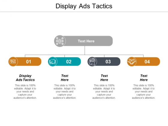 Display Ads Tactics Ppt PowerPoint Presentation Styles Graphics Example Cpb