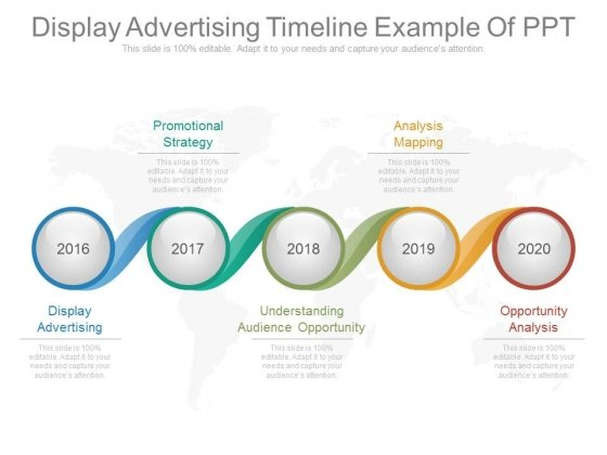 Display_Advertising_Timeline_Example_Of_Ppt_1